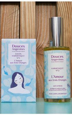Duo l amour aux trois oranges edition speciale