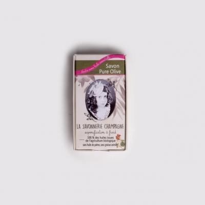 Savon corps olive neutre saponifia a froid