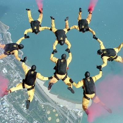 Skydiving 658404 1920
