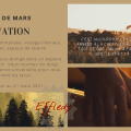 Soin mars elevation