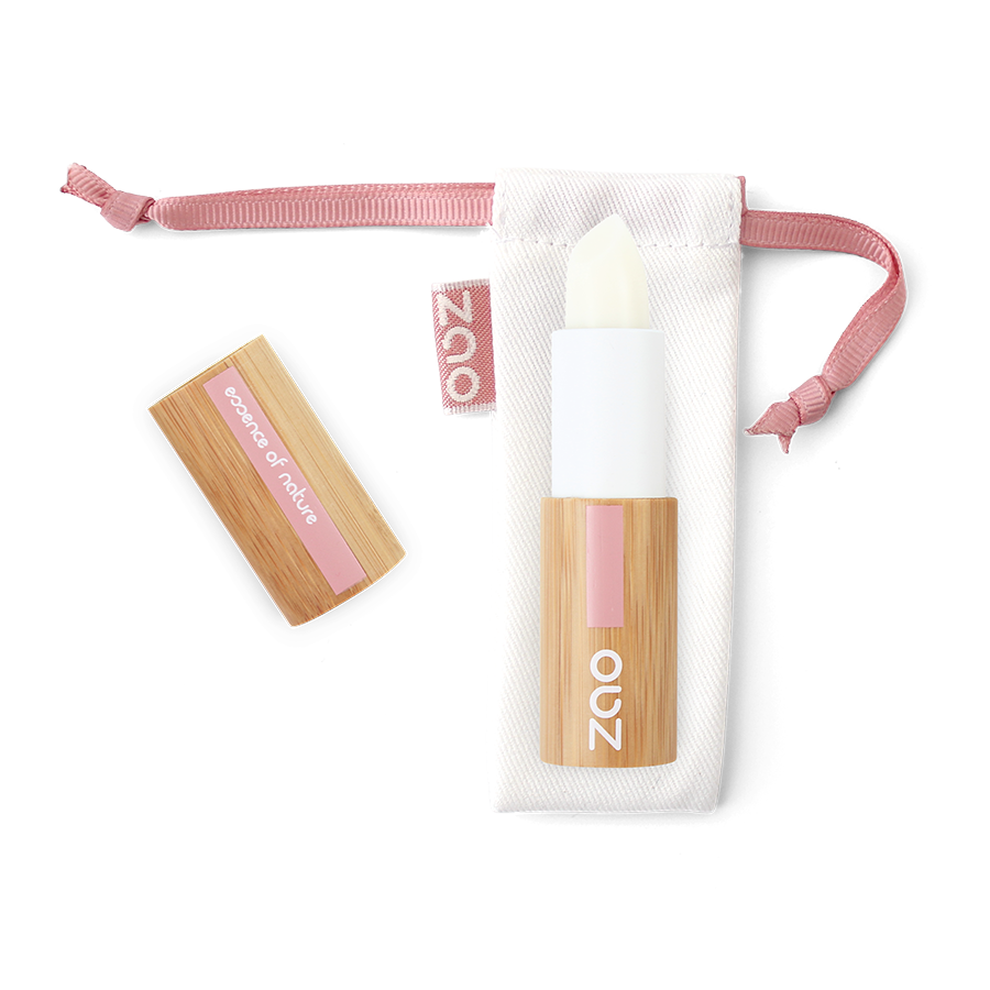 Zao makeup baume levres stick vegan